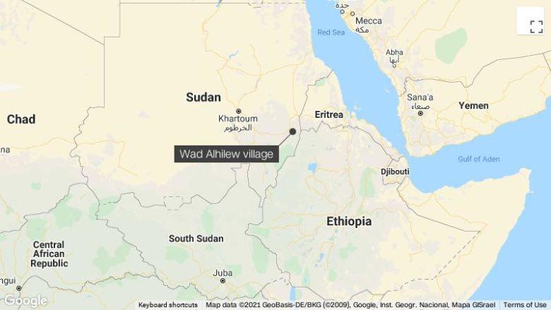 至少 30 bodies float down river between Ethiopia's Tigray and Sudan