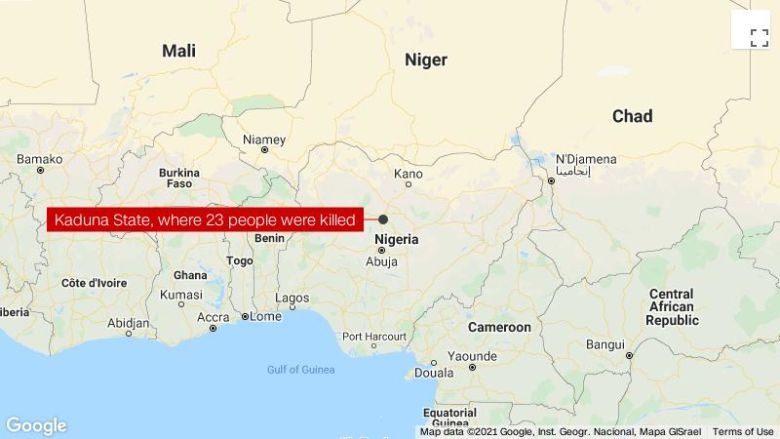 Meer as 23 killed as bandits attack five districts in northern Nigeria