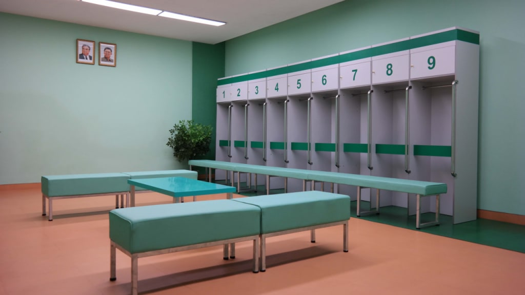 North Koreas candycolored interiors CNN Style
