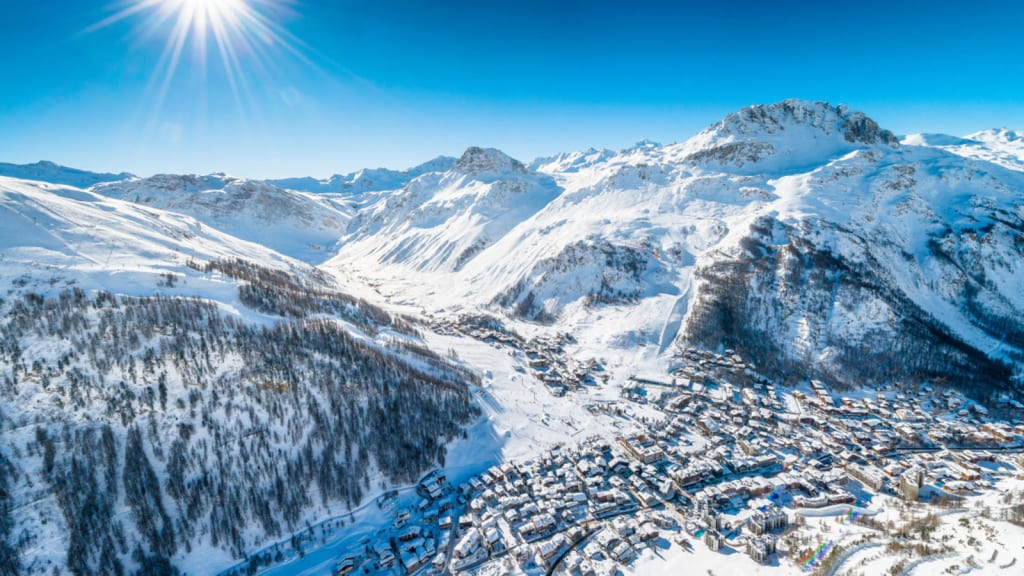 Val dIsere guide Best places to ski stay eat drink CNN Travel