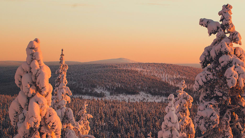 Levi in Lapland Finlands best ski resort CNN Travel
