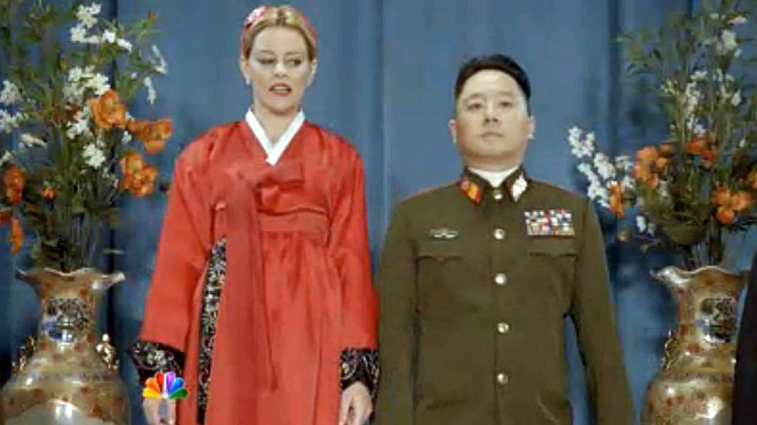 30 rock north korea