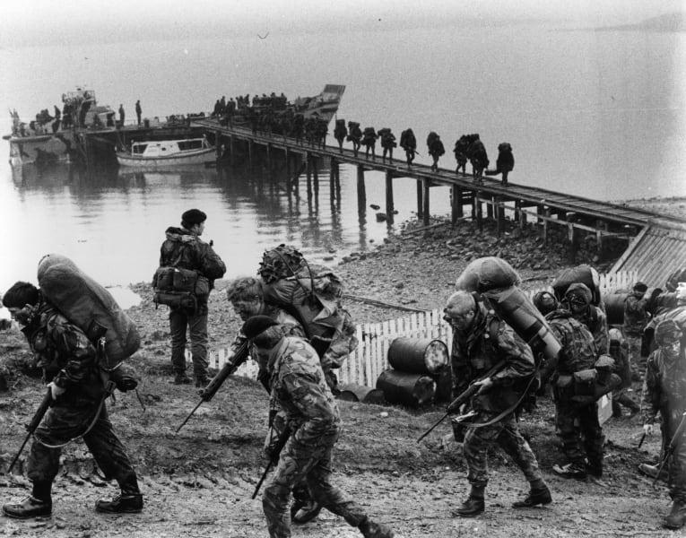 UK Falkands conflict