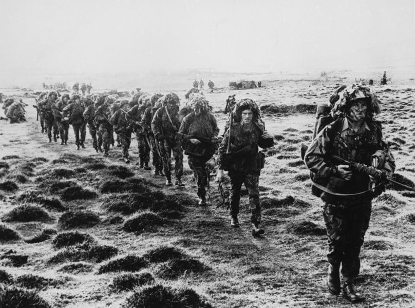 UK Falklands conflict 2