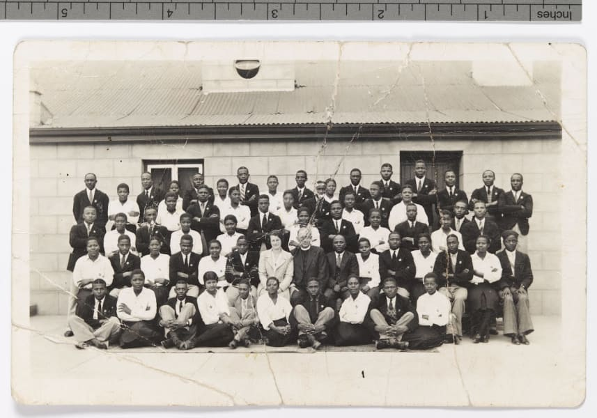 mandela archive earliest picture
