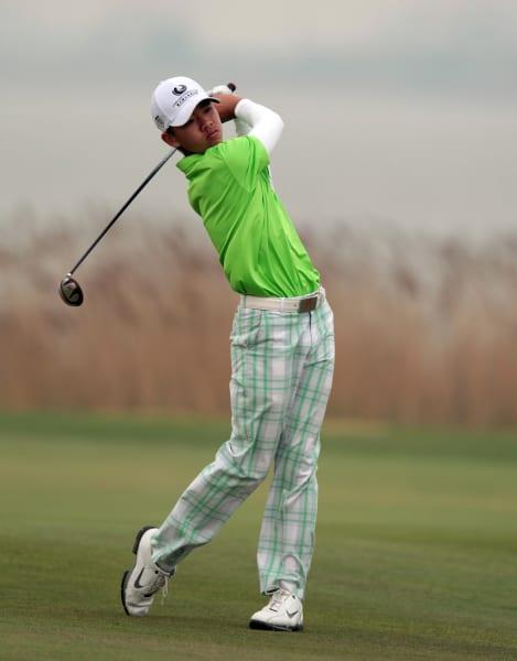 golf - guan tian-lang