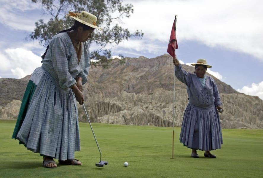 Extreme Golf Gal8