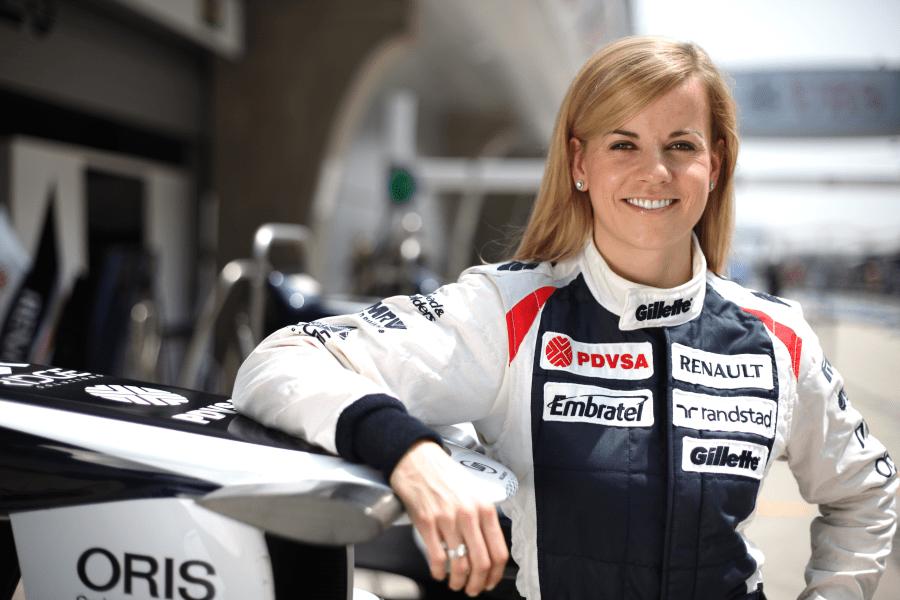 Susie Wolff Williams F1