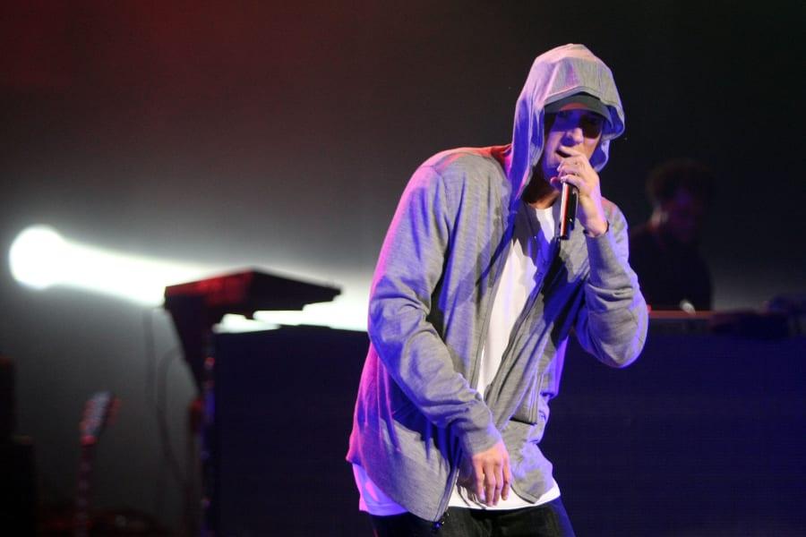 Eminem 2009