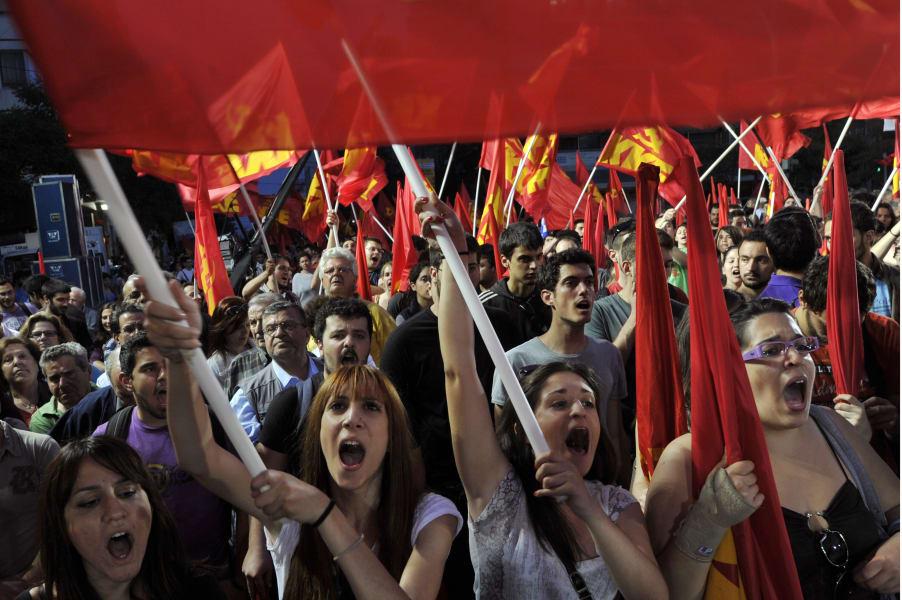 greek rally