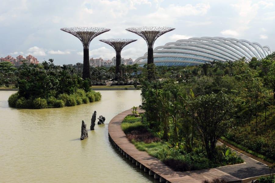 singapore transform environment
