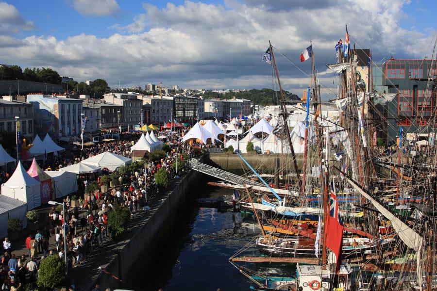 brest harbor festival
