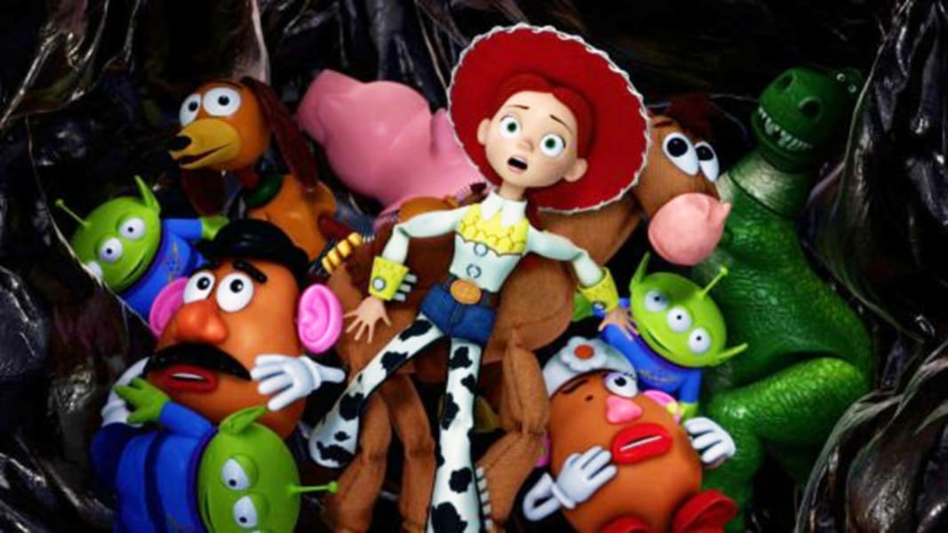 Animated heroines toy story jessie