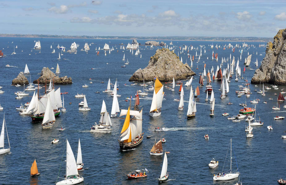 brest sailing regatta