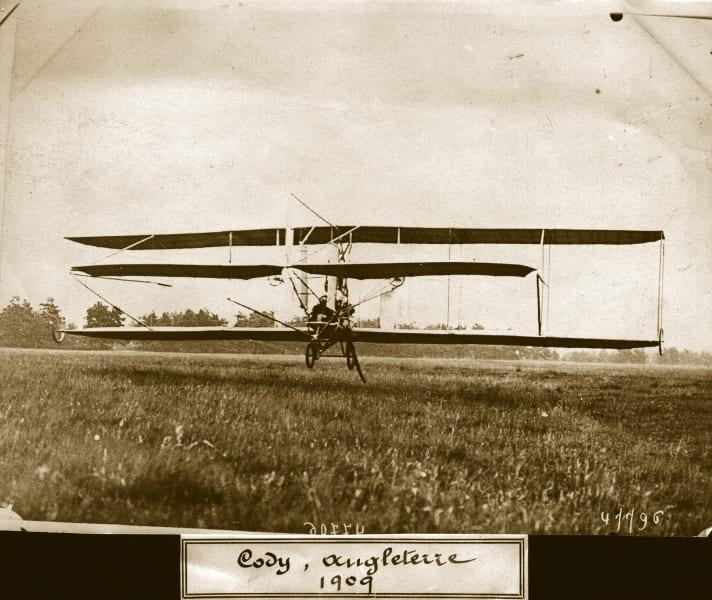 Farnborough 1909