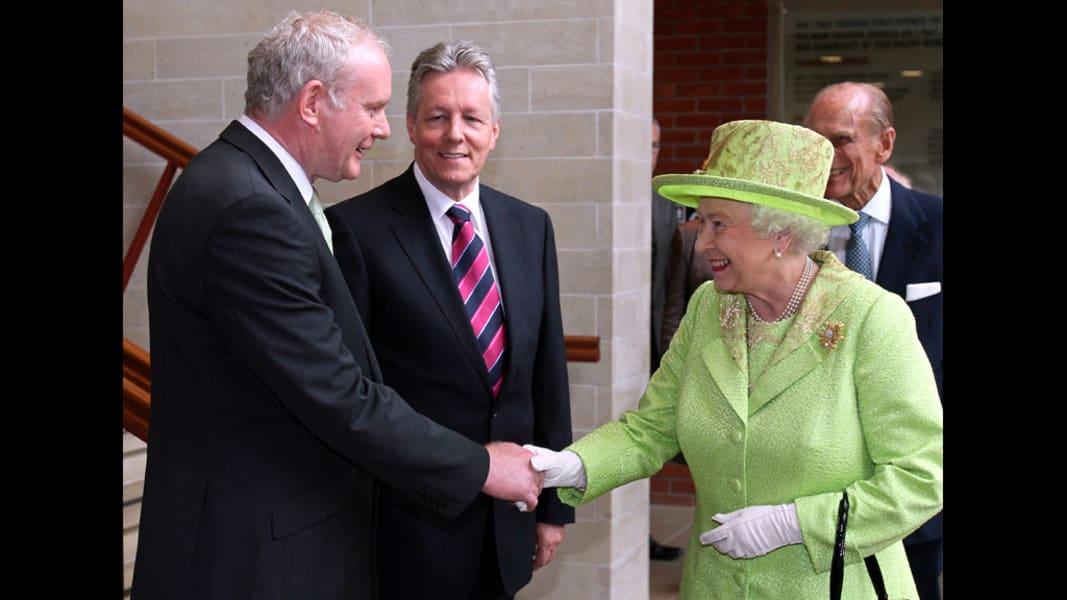 queen IRA 1