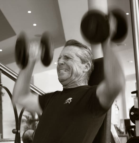 Gary Player exercise