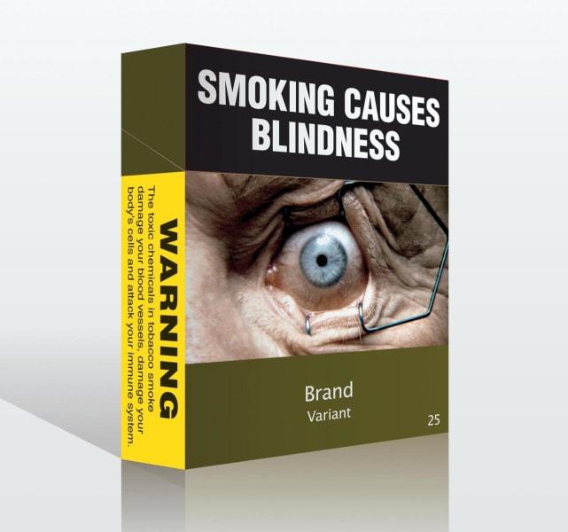 Australia tobacco ad