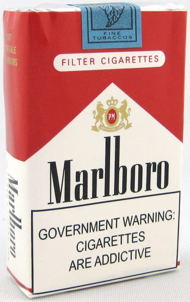 Philippines tobacco warning