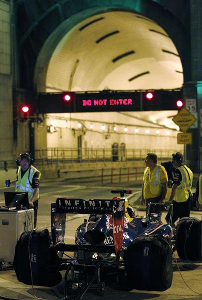 Lincoln tunnel 1