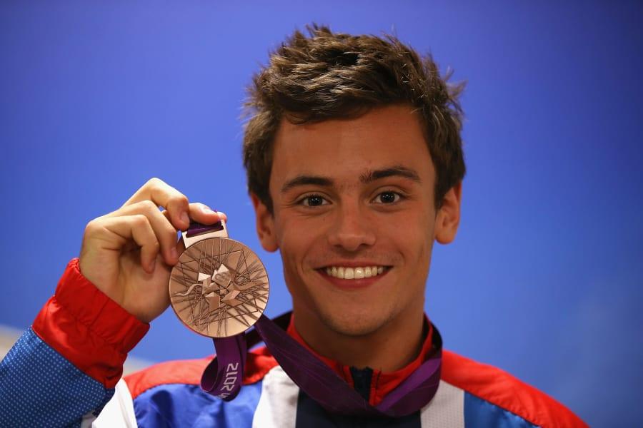 tom daley medal