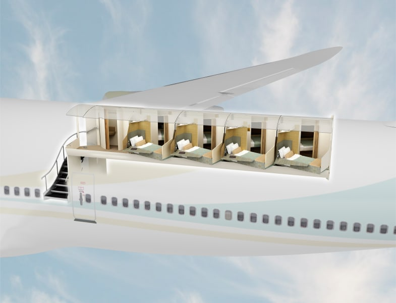 rendering greenpoint aeroloft