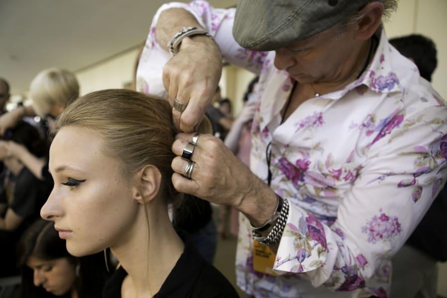 makeup + hair tutorial 1