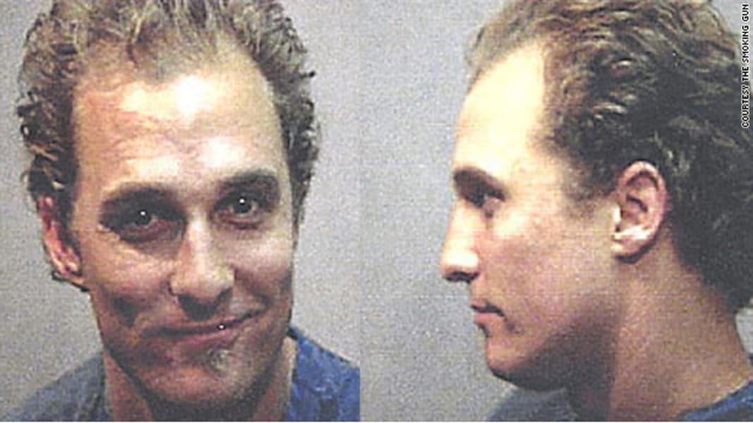Matthew McConaughey Mug