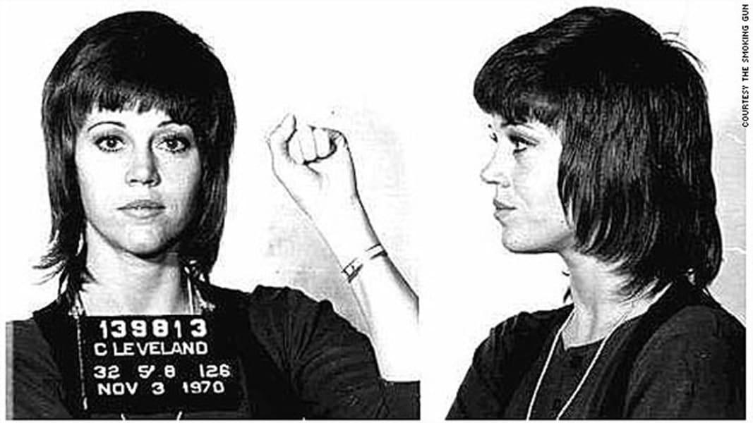 Jane Fonda mug
