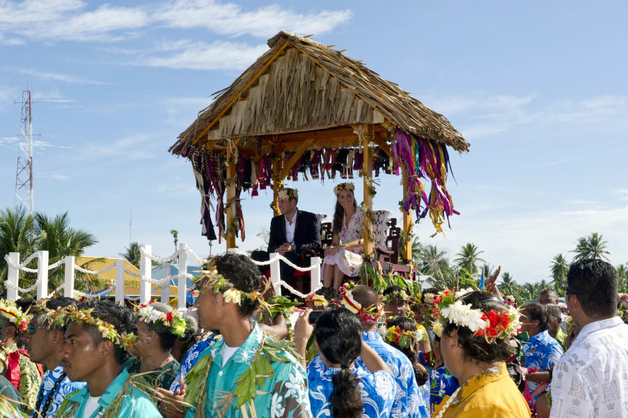 prince william kate middleton tuvalu 3