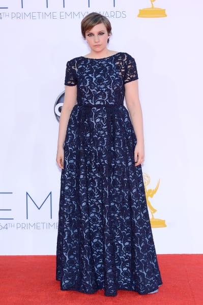 emmys Lena Dunham