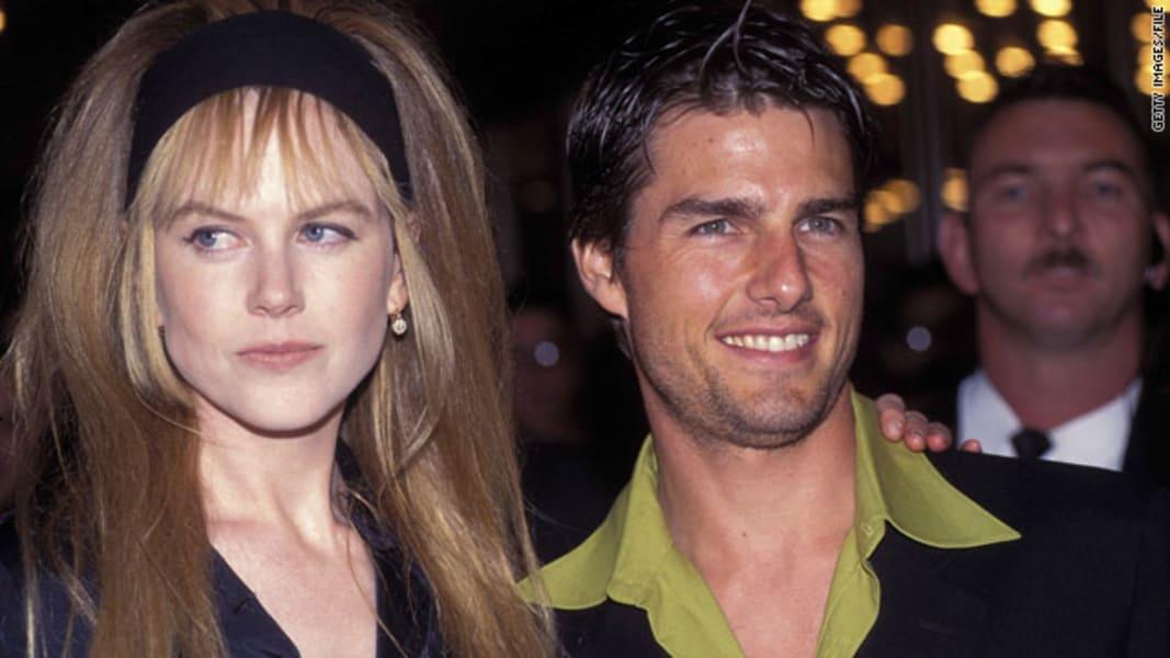 splits Tom Cruise and Nicole Kidman