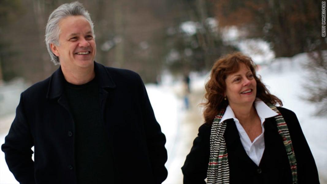 splits Susan Sarandon and Tim Robbins