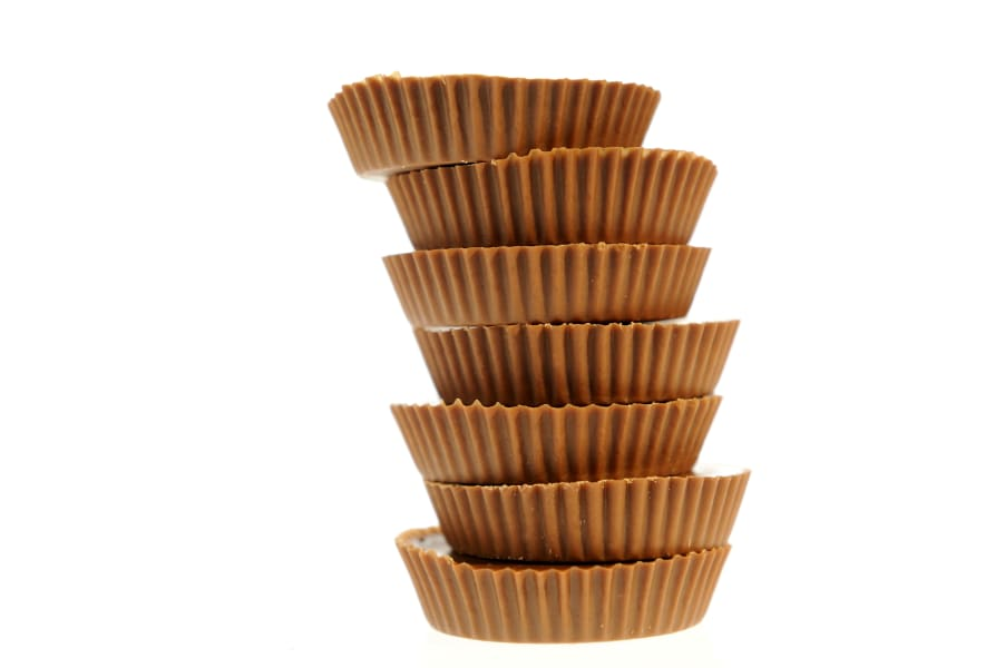 candy reeses peanut butter cups