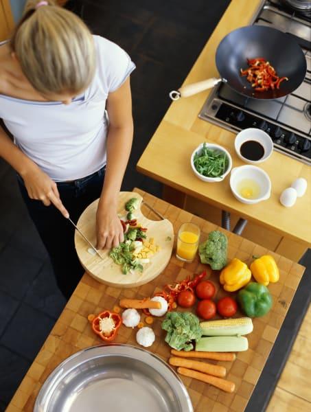 food safety cutting