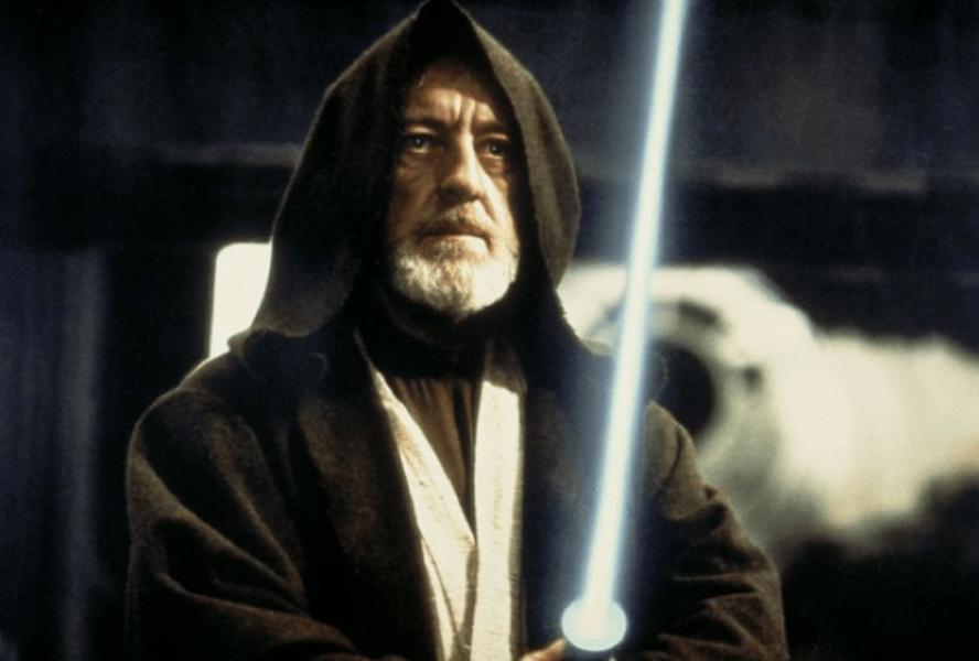 star wars Ben Obi-Wan Kenobi