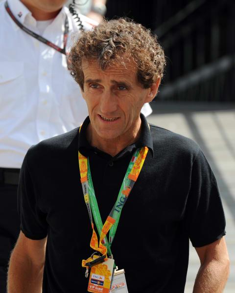 Alain Prost French GP