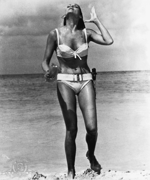 bond girls Ursula Andress