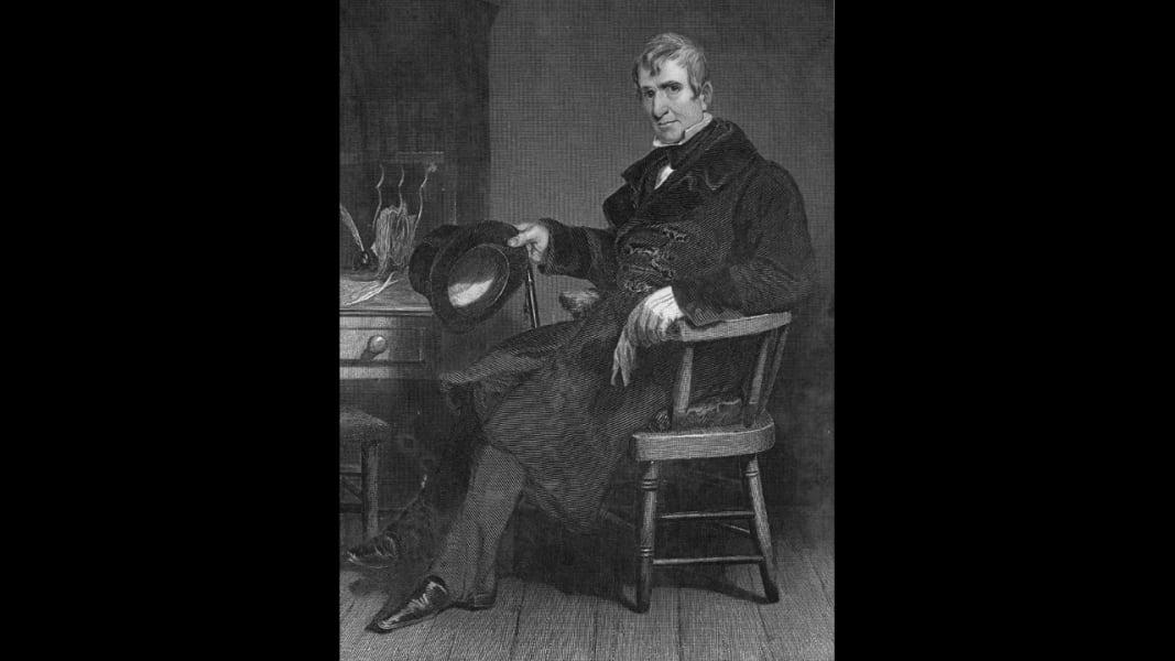 09.William Henry Harrison.president