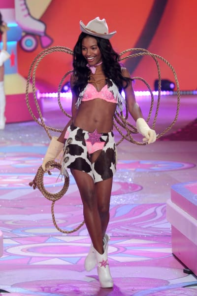 vs fashion show 2012 Sharam Diniz