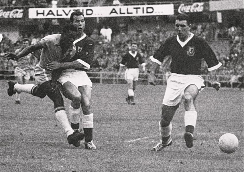 pele 1958 world cup