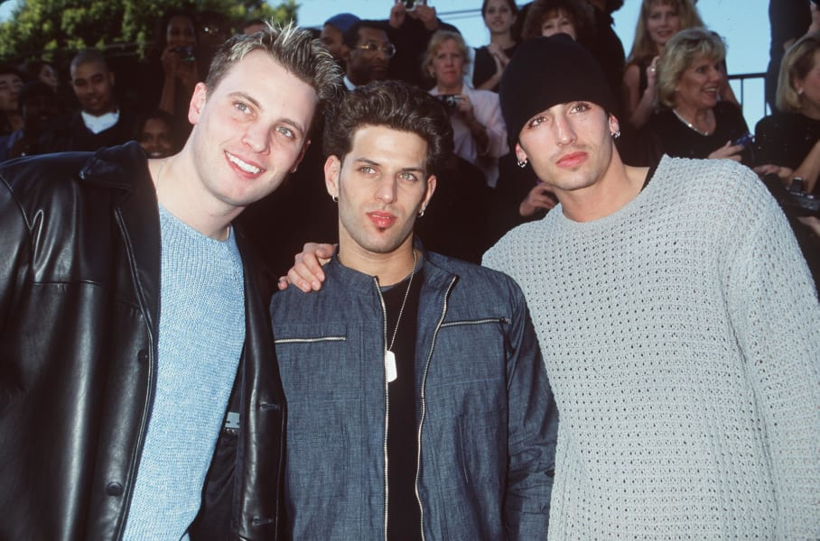 boy bands LFO