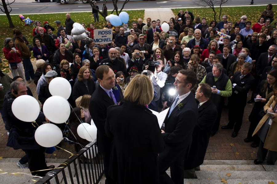 05 same sex marriage Connecticut