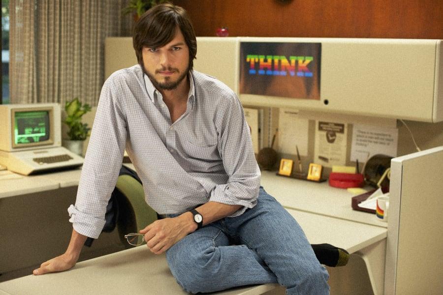 Ashton Kutcher Steve Jobs biopic