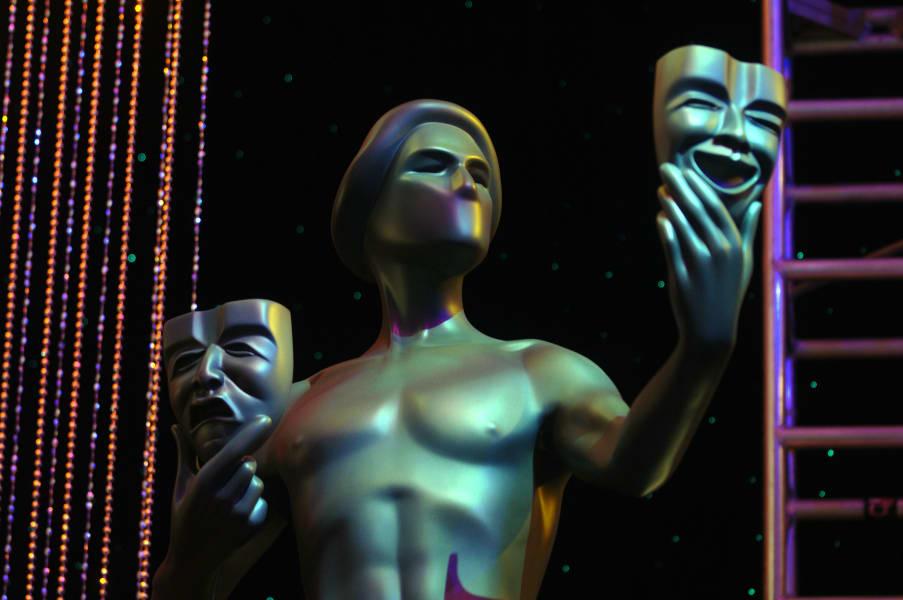 Screen Actors Guild Awards SAG statue