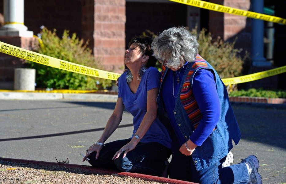 history of shootings - tucson