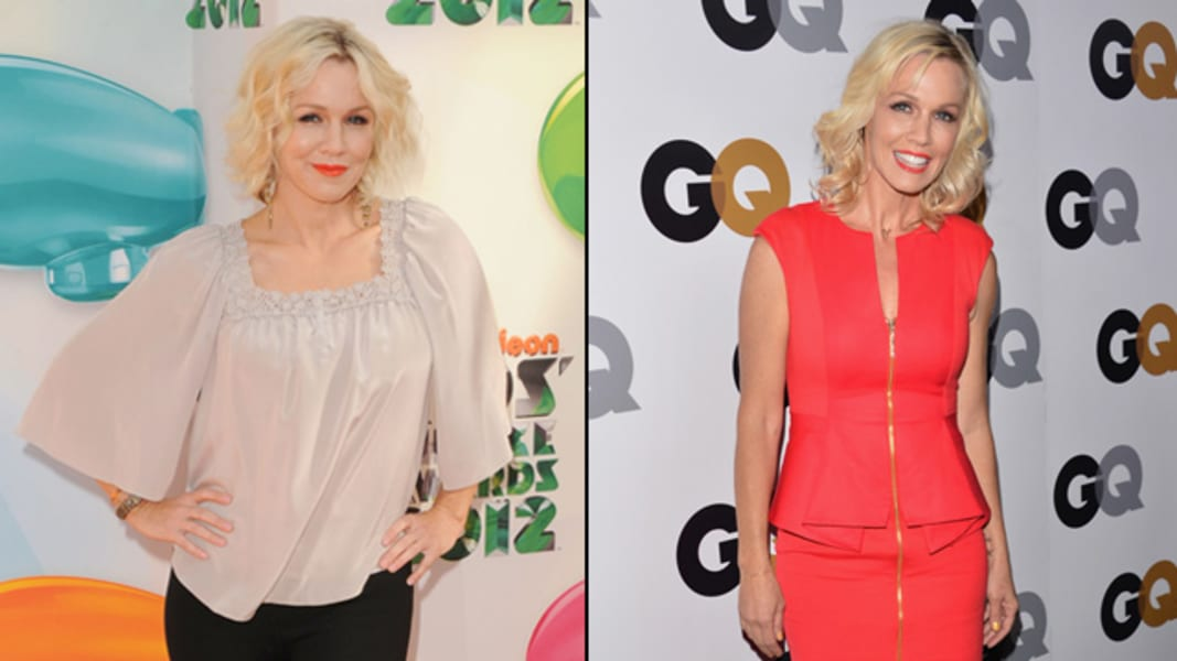 2012 transformations Jennie Garth
