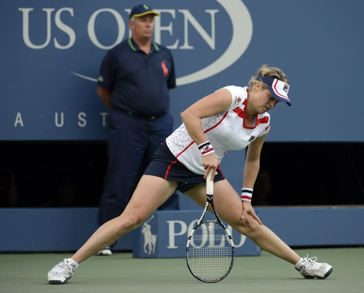 Clijsters U.S. Open
