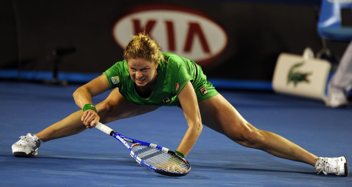 clijsters splits