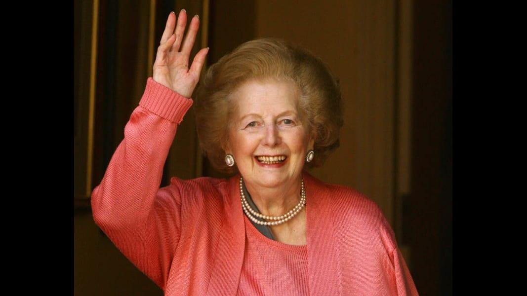 Thatcher 34